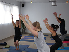 lose weight and balance your life through yoga  safe and