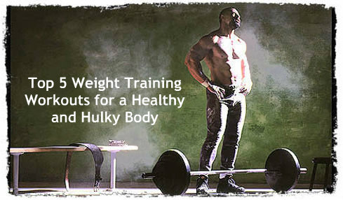Healthy and Hulky Body