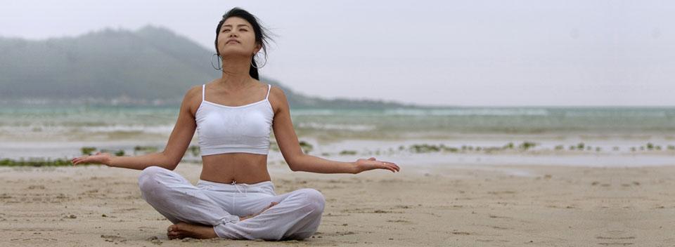 Woman Yoga Tips