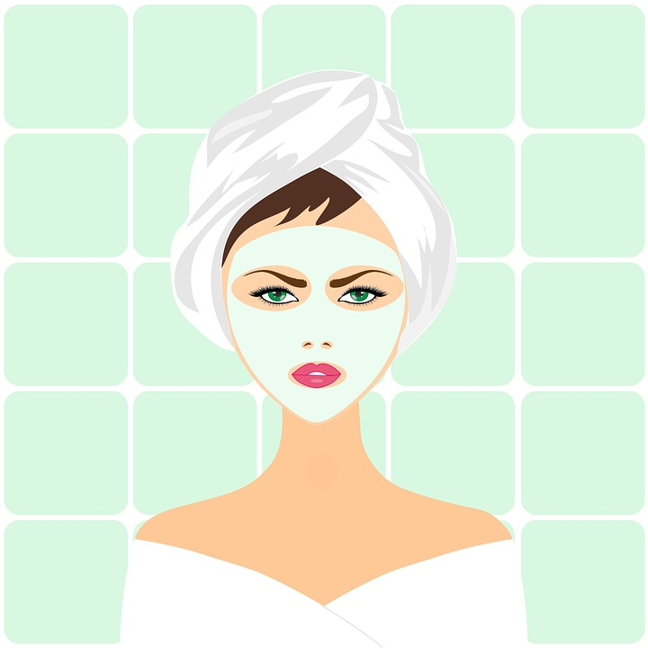 beauty treatment mask