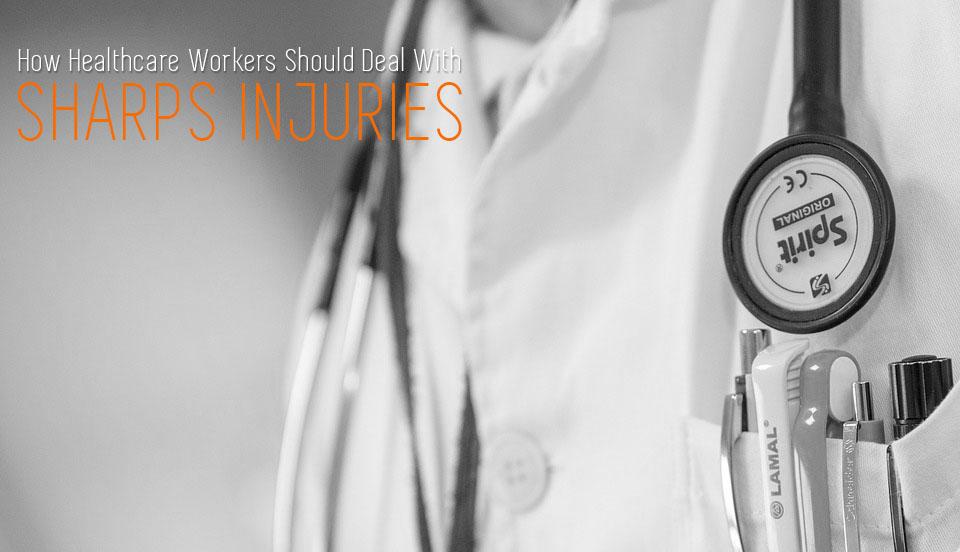 Healthcare Sharps Injuries